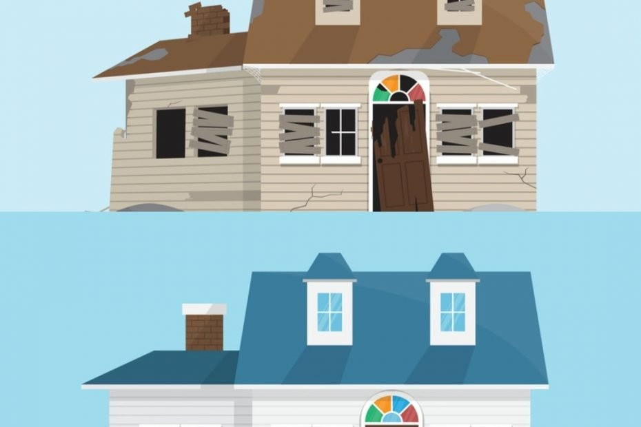 How nice should you rehab a property